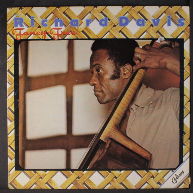 Richard Davis Vinyl Records Lps For Sale