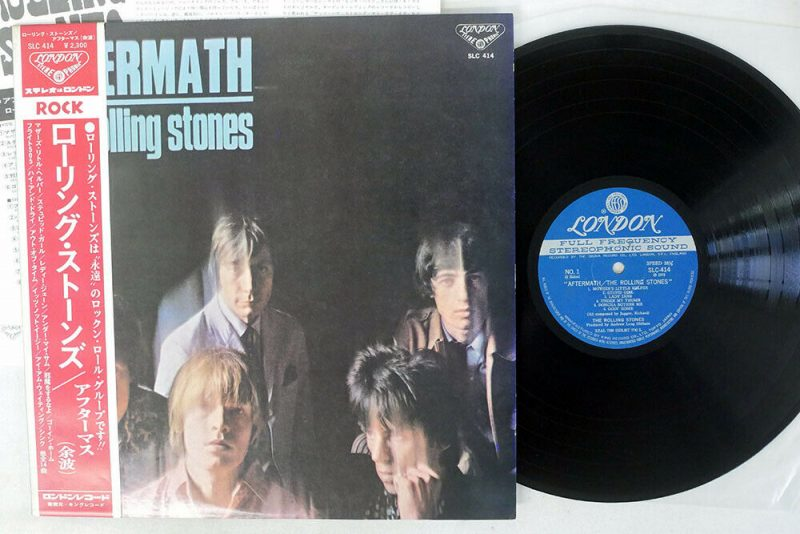 Rolling Stones Vinyl Record Lps For Sale