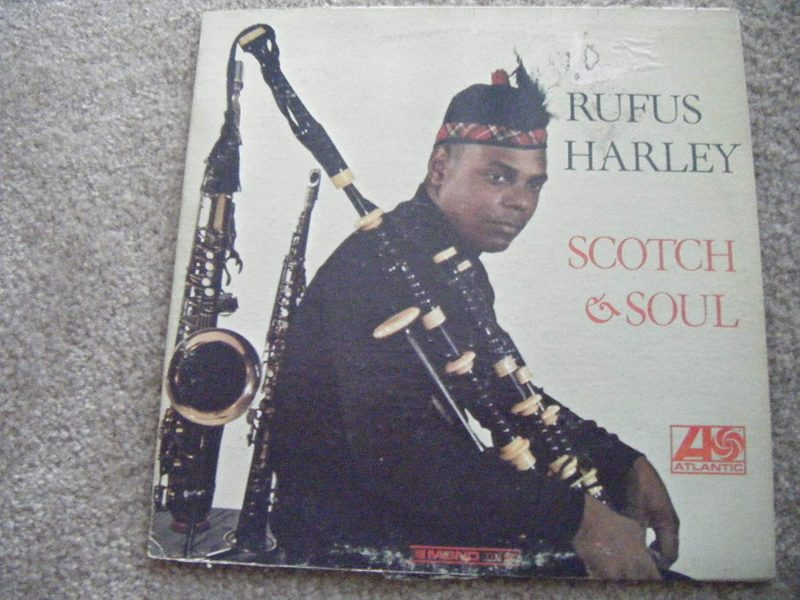 Rufus Harley Vinyl Records Lps For Sale