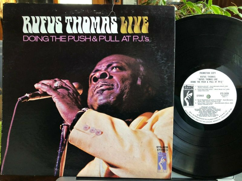 Rufus Thomas Vinyl Record Lps For Sale