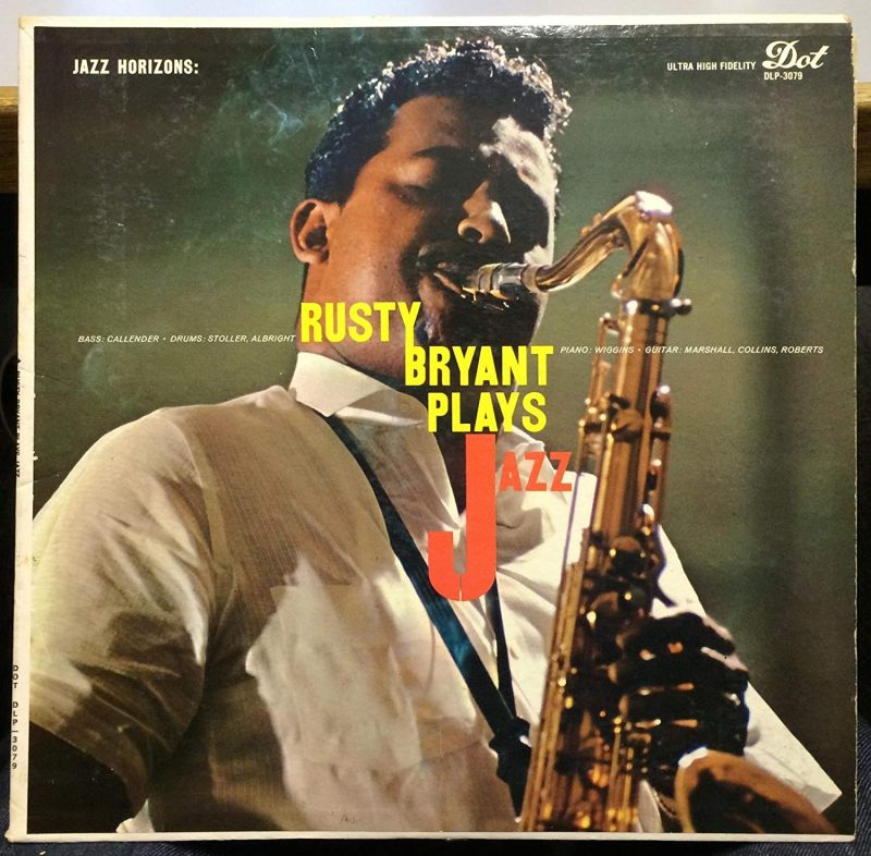 Rusty Bryant Vinyl Records Lps For Sale