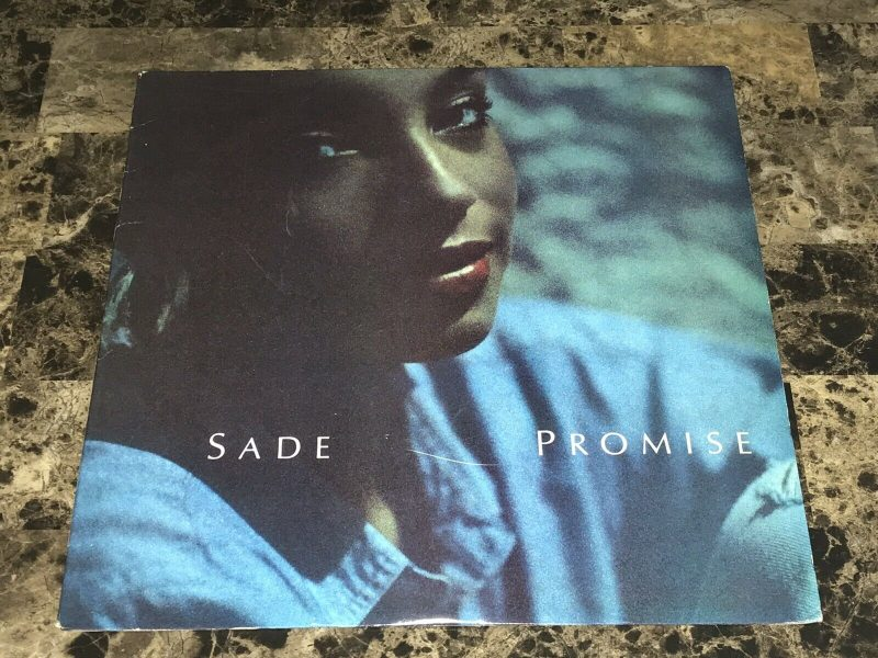 Sade Vinyl Record Lps For Sale
