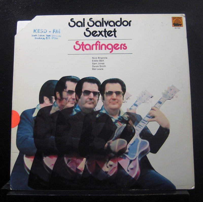 Sal Salvador Vinyl Records Lps For Sale