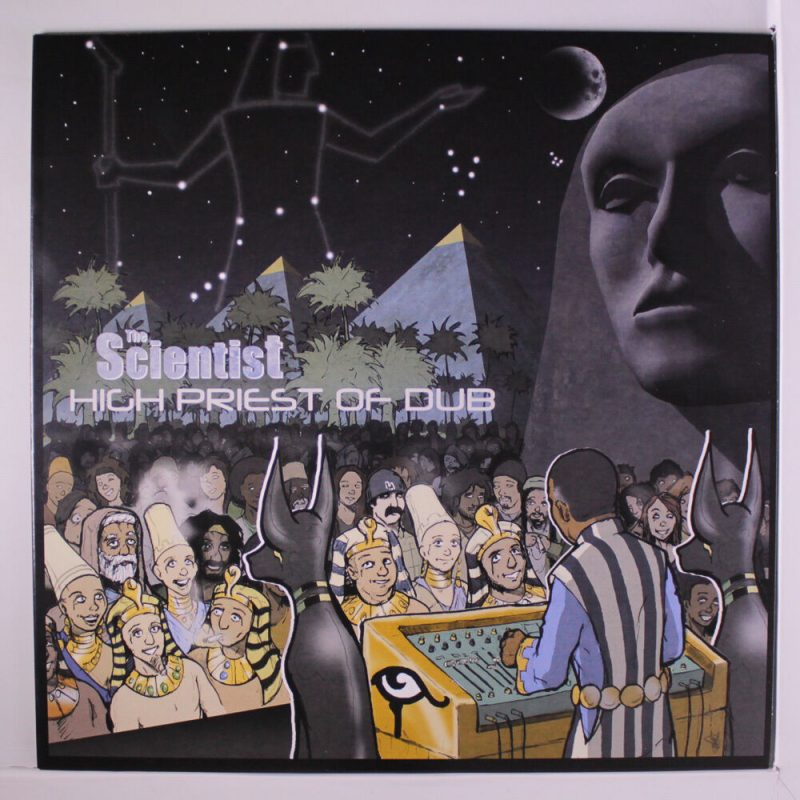 Scientist Vinyl Records Lps For Sale