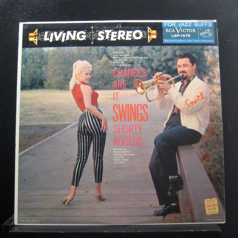 Shorty Rogers Vinyl Records Lps For Sale