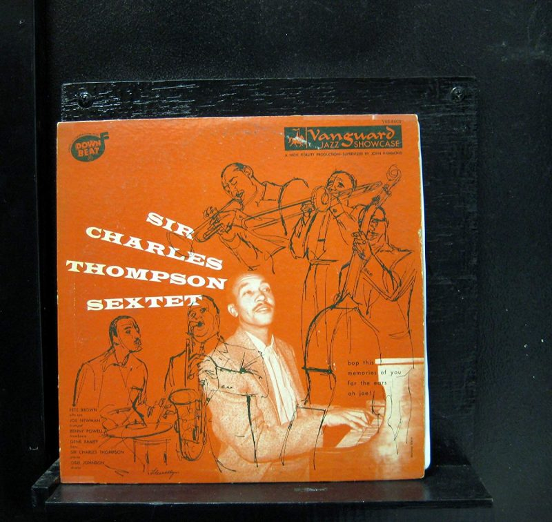 Sir Charles Thompson Vinyl Records Lps For Sale