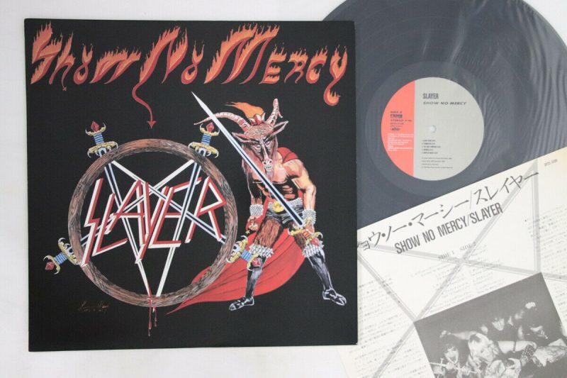Slayer Vinyl Record Lps For Sale