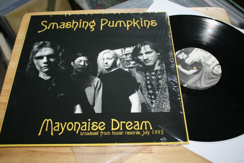 Smashing Pumpkins Vinyl Record Lps For Sale