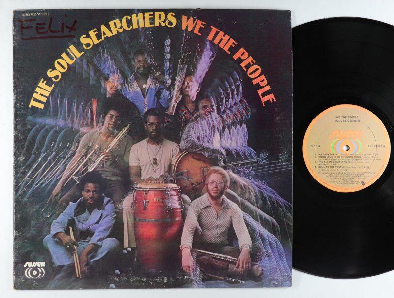 Soul Searchers Vinyl Record Lps For Sale