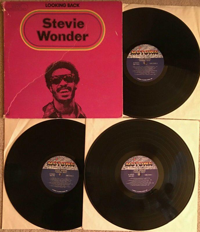 Stevie Wonder Vinyl Record Lps For Sale
