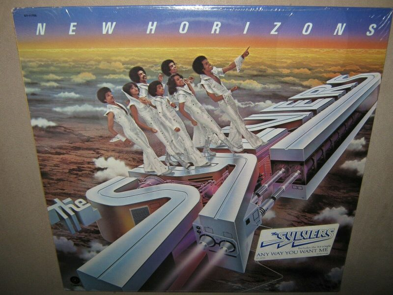 Sylvers Vinyl Record Lps For Sale