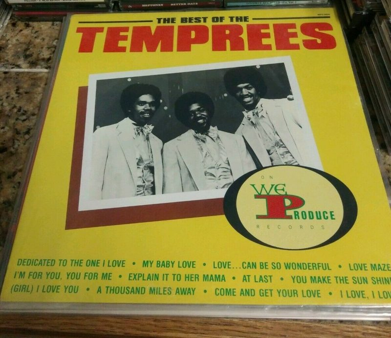 Temprees Vinyl Record Lps For Sale