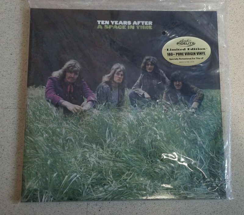 Ten Years After Vinyl Record Lps For Sale