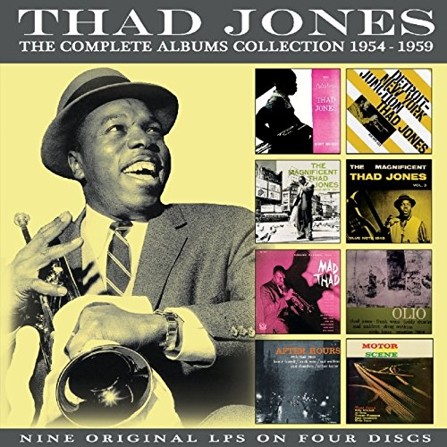 Thad Jones Vinyl Records Lps For Sale