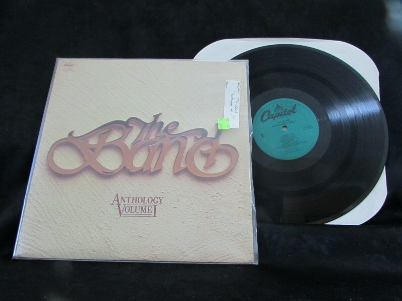 The Band Vinyl Record Lps For Sale