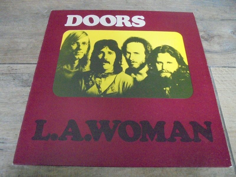 The Doors Vinyl Record Lps For Sale