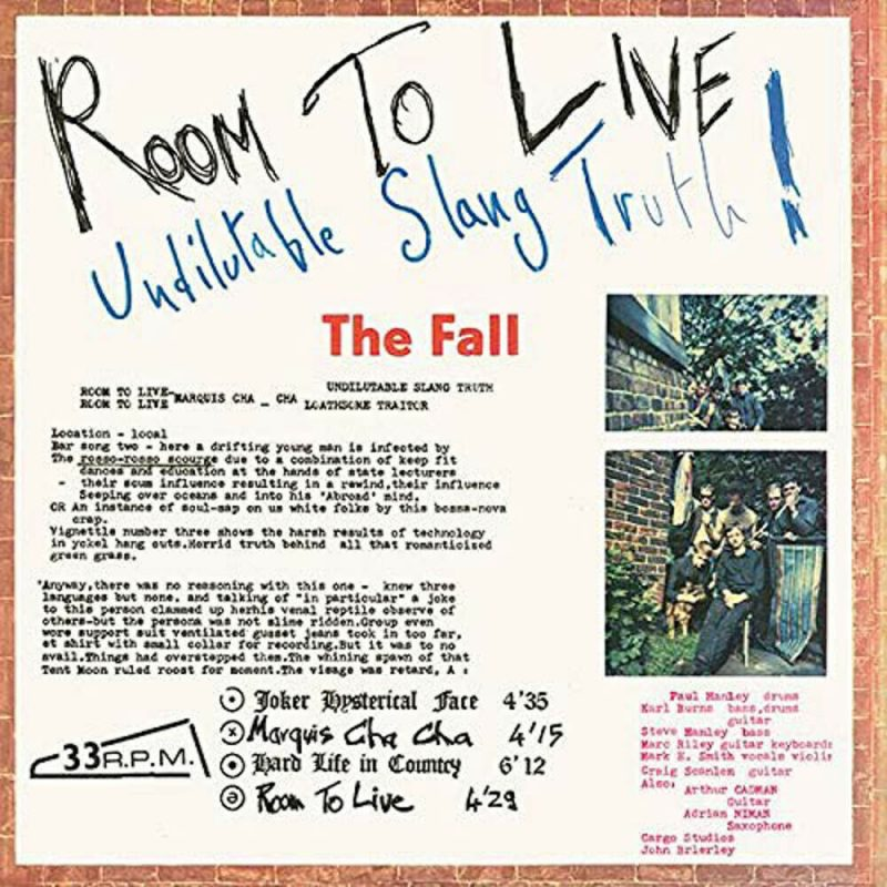 The Fall Vinyl Record Lps For Sale