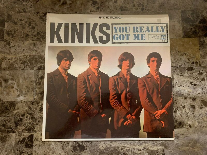 The Kinks Vinyl Record Lps For Sale