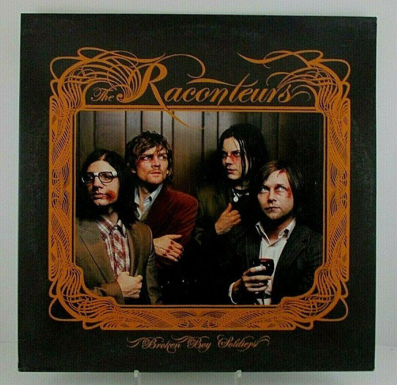 The Raconteurs Vinyl Record Lps For Sale