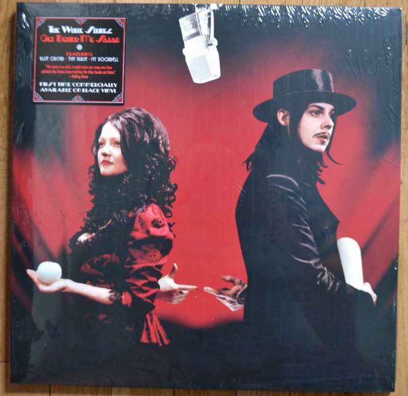 The White Stripes Vinyl Record Lps For Sale