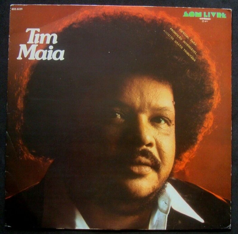 Tim Maia Vinyl Record Lps For Sale