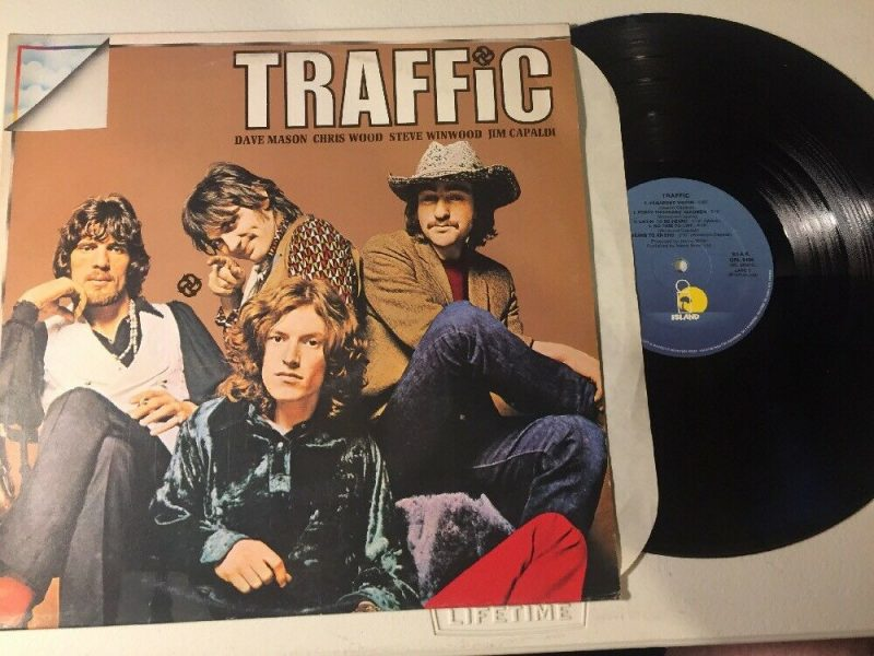 Traffic Vinyl Record Lps For Sale