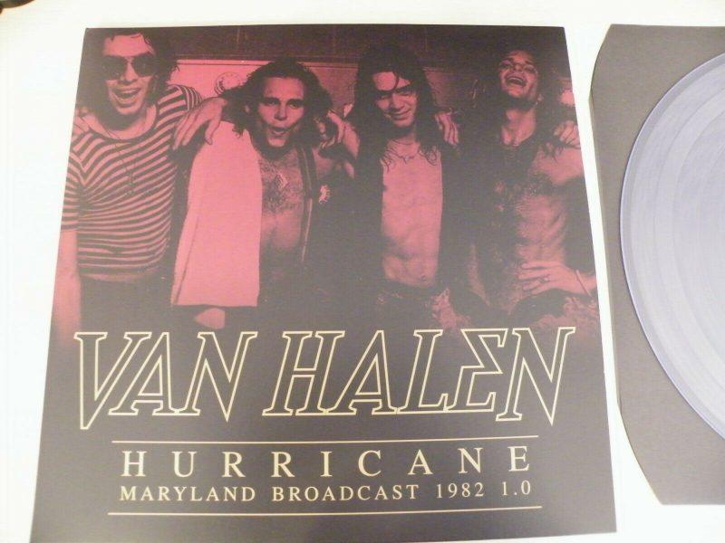 Van Halen Vinyl Record Lps For Sale
