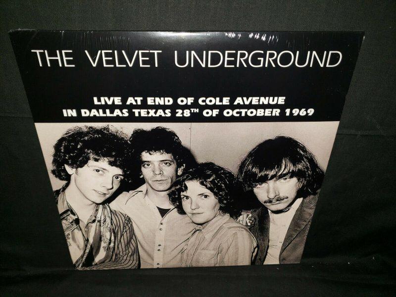 Velvet Underground Vinyl Record Lps For Sale