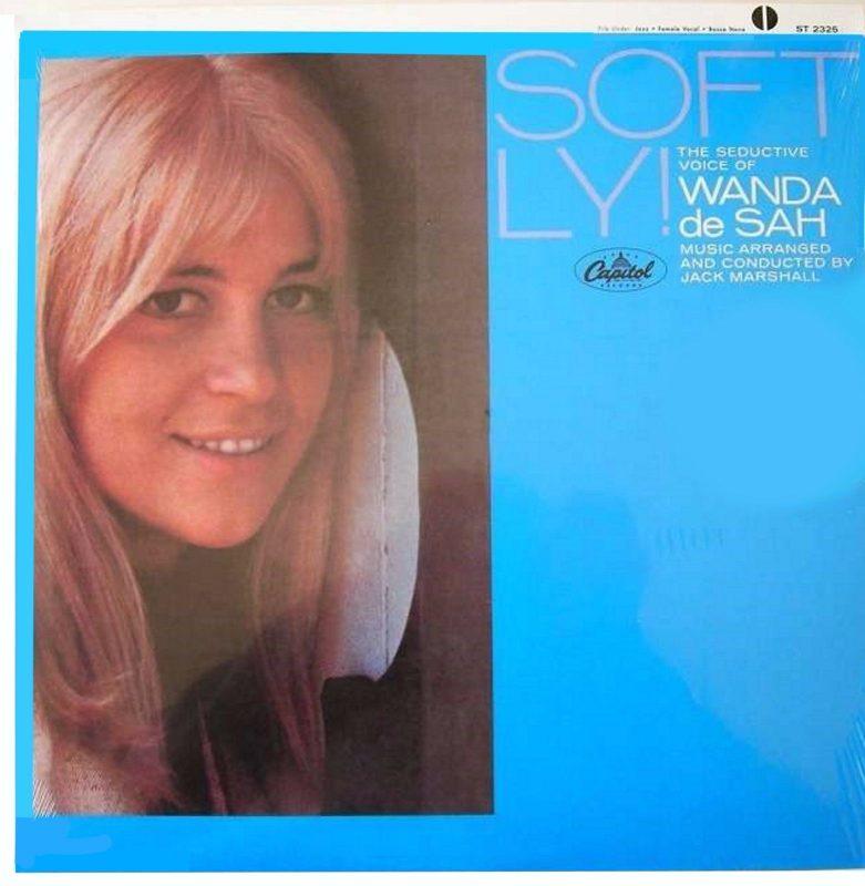 Wanda De Sah Vinyl Record Lps For Sale