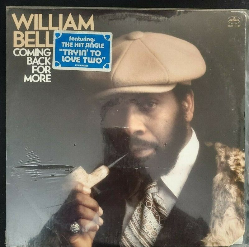 William Bell Vinyl Record Lps For Sale