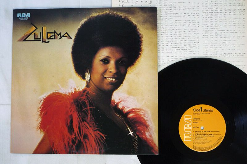 Zulema Vinyl Record Lps For Sale
