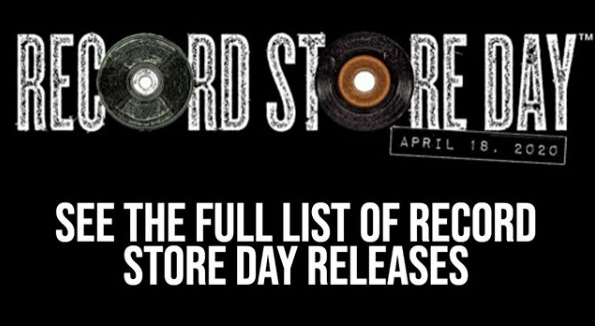 Record Store Day Releases List 2020
