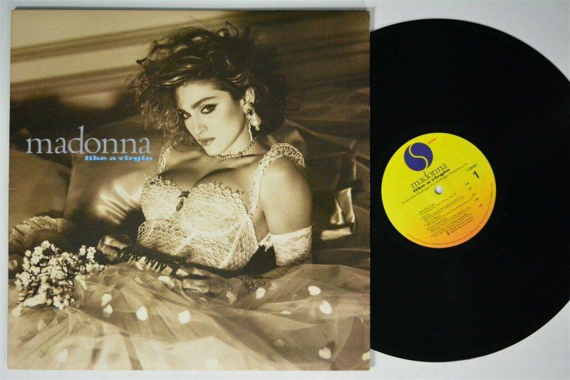 Madonna Like Prayer Vinyl Lp