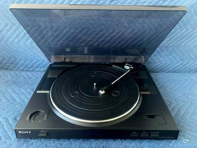 Sony PS LX Series Record Players For Sale