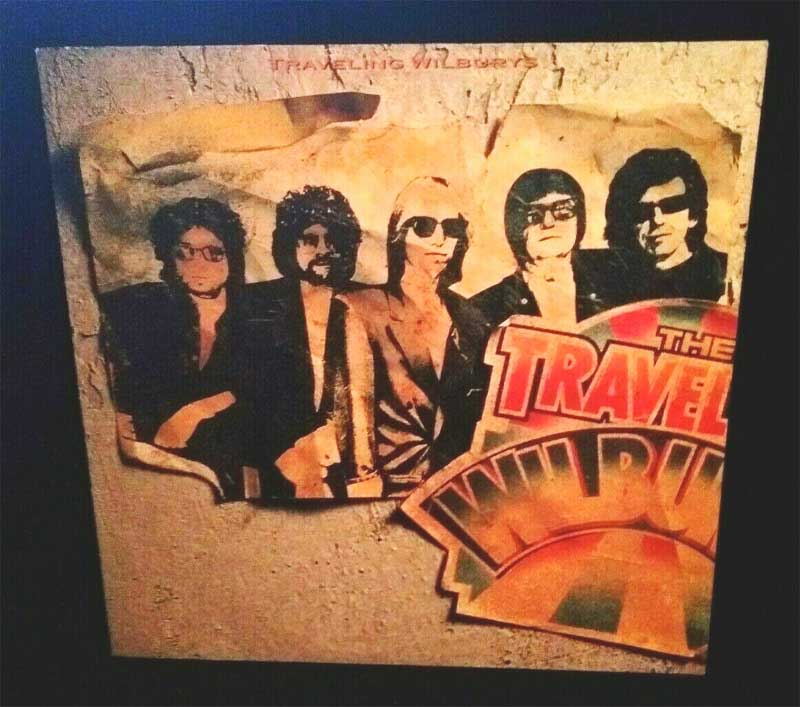 Traveling Wilburys Vinyl Lp For Sale