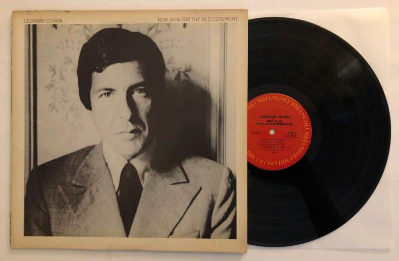 Leonard Cohen Vinyl For Sale