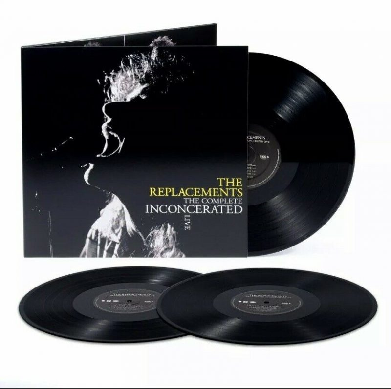 Replacements Inconcerated Live Vinyl